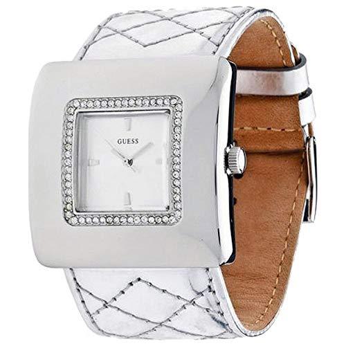Guess Reloj Analog-Digital para Womens de Automatic con Correa en Cloth S0328026