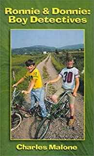 Ronnie & Donnie: Boy Detectives by Charles Malone (2004-05-04)
