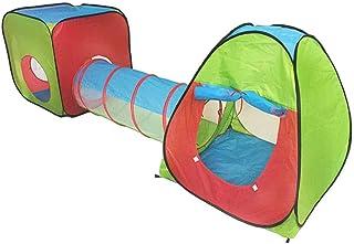 Portable Kids Play Tunnel Gemakkelijk Pop Up Caterpillar