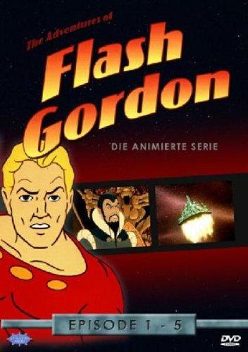 The Adventures of Flash Gordon - Episode 01-05