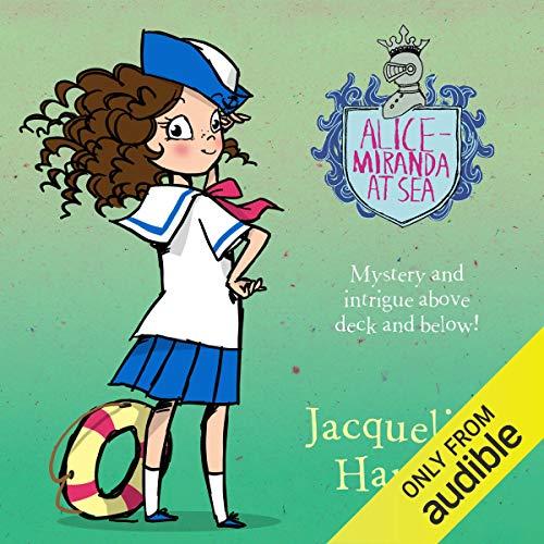 Alice-Miranda at Sea cover art
