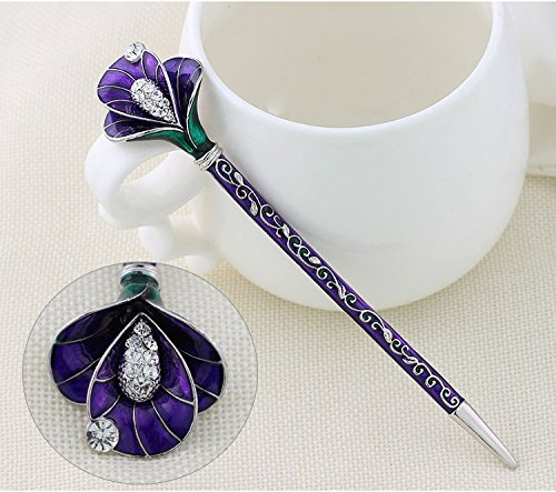 Épingles traditionnels chinois pour cheveux, design classique