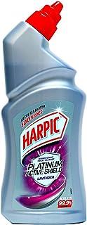Harpic Platinum Active-Shield Toilet Cleaner, Lavender - 500ml