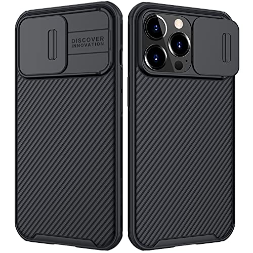 Nillkin CamShield Pro Case for iPhone 13 Pro, Shockproof Slim Thin...