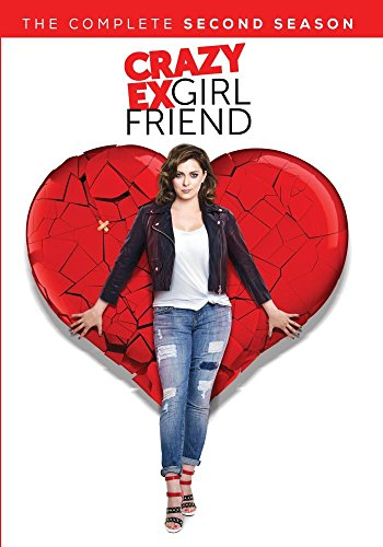 Crazy Ex-Girlfriend.Season 2 [DVD-Audio]