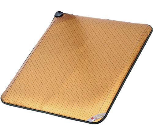Buy Discount NAEGA Wellbeing Medical FAR Infrared & Negative ION Heat Therapy PAD Healing Heat MAT-ì...