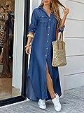 Immagine 1 orandesigne vestiti jeans donna estivi