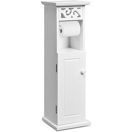 Yilooom Badezimmer WC Aufbewahrungsbox R/ückseite der Toilette Box Get Naked Just Kidding Badezimmer Caddy Toilettenpapier Aufbewahrung G/äste Badezimmer Dekor