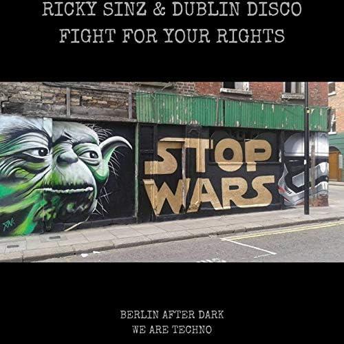 Ricky Sinz & Dublin Disco
