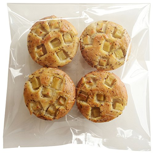 グルテンフリー 天然酵母 米粉パン リンゴ&紅茶 4個セット アレルギー対応 gluten free bread