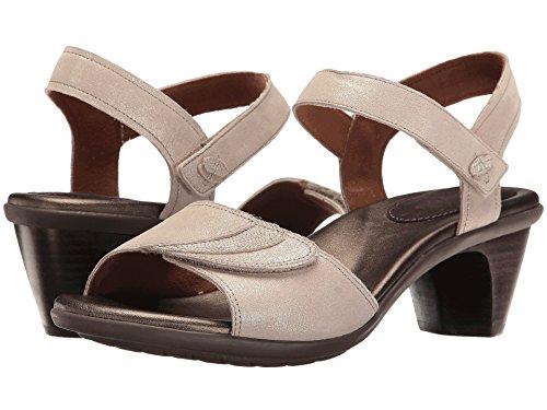 [アラヴォン] シューズ 26.0 cm ヒール Medici Sandal Metallic レディース [並行輸入品]
