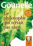 Le philosophe qui n'était pas sage - Livre audio 1 CD MP3 - 598 Mo by Laurent Gounelle (2013-01-16) - Audiolib - 16/01/2013