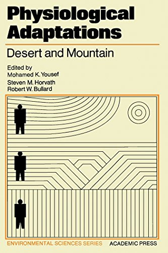 Physiological Adaptations: Desert and Mountain (English Edition)