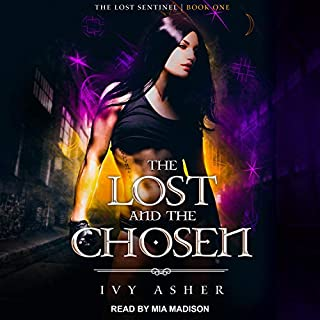 The Lost and the Chosen audiobook cover art