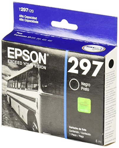 Epson Cartucho de Tinta color Negro para Expression XP (HI CAP), T297120