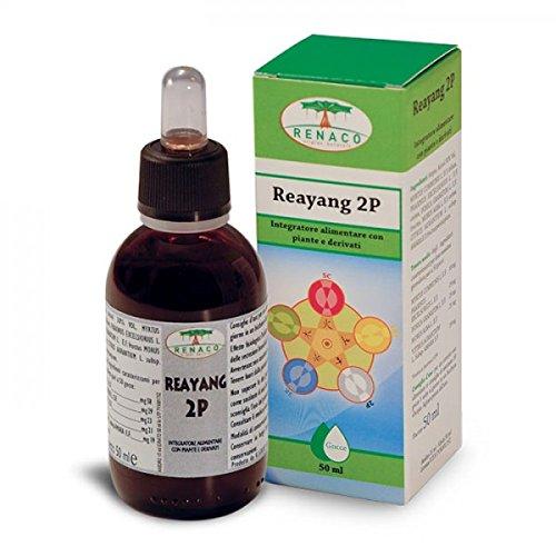Reayang 2P Polmone- Grosso IntestinoFlacone da 50 ml
