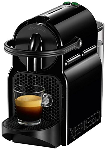 Nespresso D40-US-BK-NE Inissia Espresso Maker, Black (Discontinued Model)