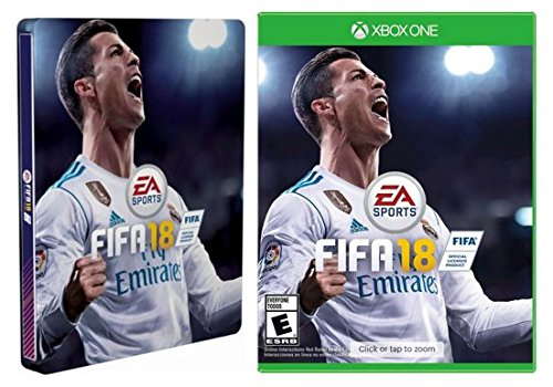 EA Sports FIFA 18 & Limited Edition Steelbook - Xbox One