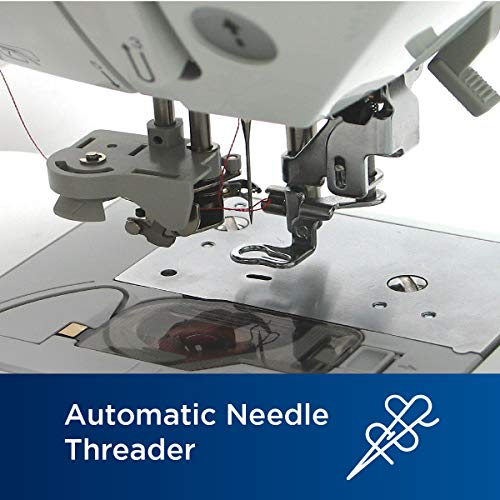Brother PE550D Embroidery Machine, 125 Built-in Designs including 45 Disney Designs, 4' x 4' Hoop...