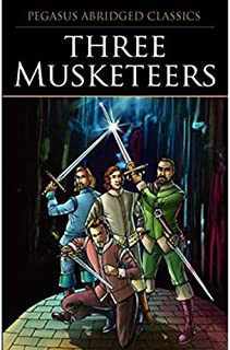 Three Musketeers by Alexandre Dumas - Paperback