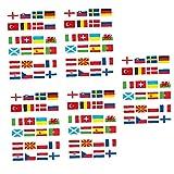 Indicadores de países, Banderas internacionales Banderas del Mundo Olímpico banderín Banner