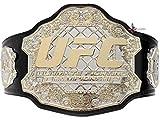 UFC Limited Addition World Heavyweight Championship - Cinturón de título clásico, tamaño adulto