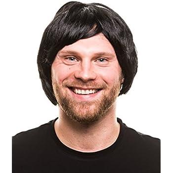 Foxxeo Braune Kurzhaarper/ücke Per/ücke Kurzhaar Braun Kurz Haar Perr/ücke