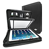 Wedo 05875901 - Organizador para Tableta Desde 9.7' hasta 10.5', Color Negro