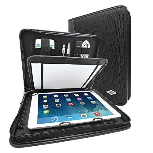 Wedo 05875901 Elegance Tablet Organizer A5 Universale per 9,7' - 10,5', Nero