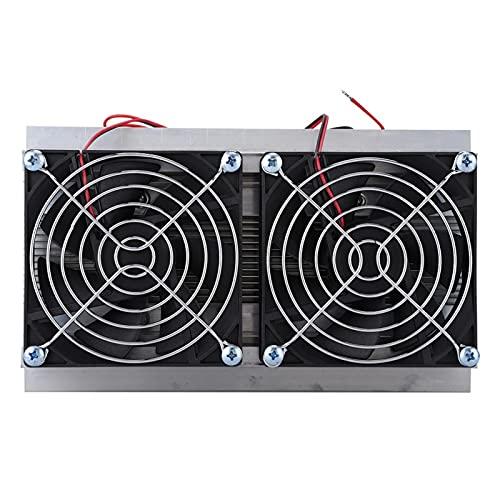MOH Enfriador de refrigeración-Semiconductor termoeléctrico Radiador Enfriador Refrigeración Ventilador de refrigeración Kit de Sistema de disipador de Calor