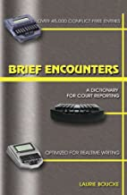 court reporting books