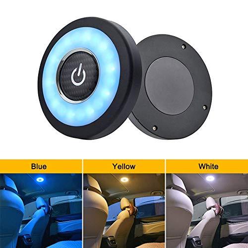 YUHEYUN Auto-Leselicht, freie Installationsinnenbeleuchtung Sicher und Hot Fangen Energiesparleuchte hinten, Auto-Deckenleuchte Trunk-Auto-Dach-Lampe
