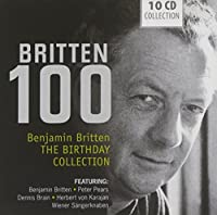 Britten 100 - The Birthday Collection by Various Artists