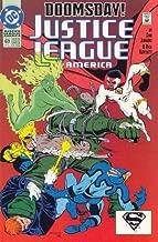Justice League America #69