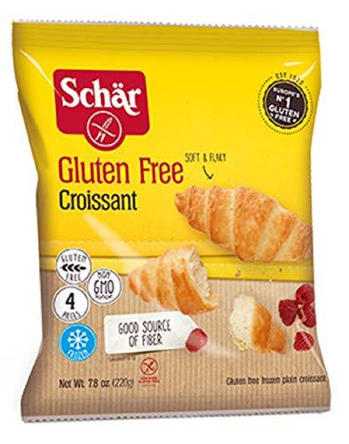 Schar Gluten Free Croissant, 7.8 Oz (2)