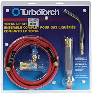 Victor TurboTorch 0386-0006 LP-3 Torch Kit Swirl, MAP-Pro/