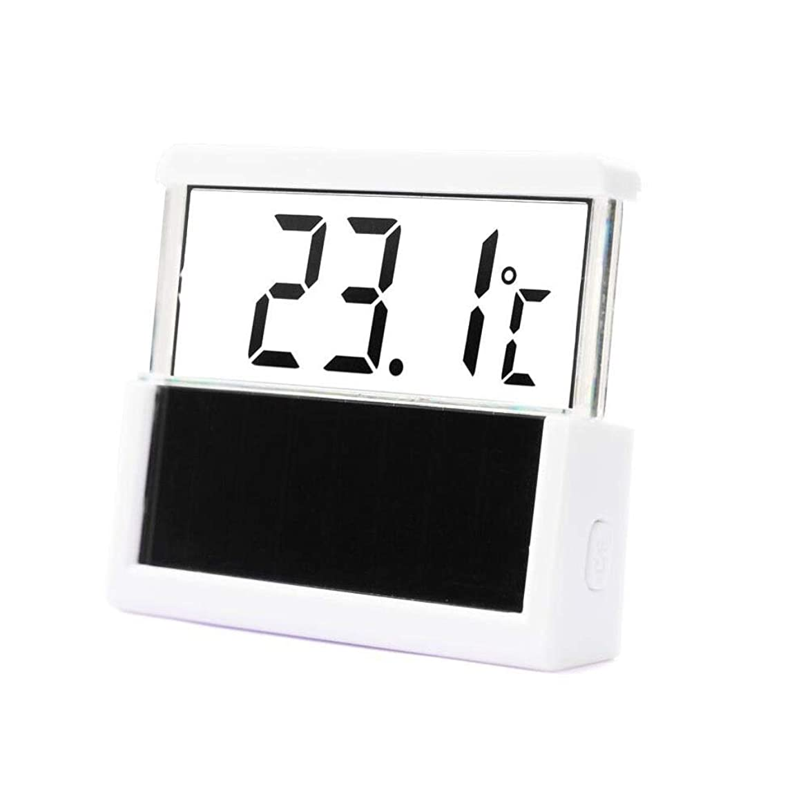 Thermometer - Aquarium Thermometer - Accurate Measurement, Suitable For A Variety Of Environments, Easy To Use ( White, 2.4*2*0.8 Inches, 2.4*0.8*2 Inches) ( Color : White , Size : 2.4*0.8*2 inch ) mjw749221297320