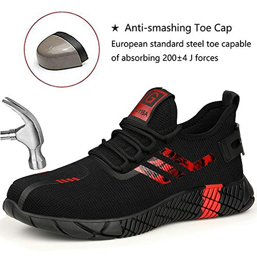 ESDY Industrial Shoes For Men's