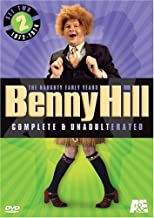 Benny Hill Complete and Unadulterated: The Naughty Early Years, Set 2