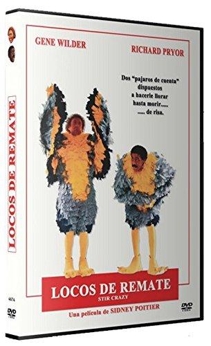 Locos de Remate DVD 1980 Stir Crazy