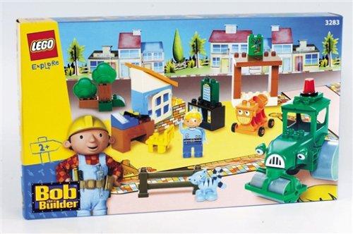 LEGO Bob der Baumeister 3283 - Mixi  Vogelbeobachtung