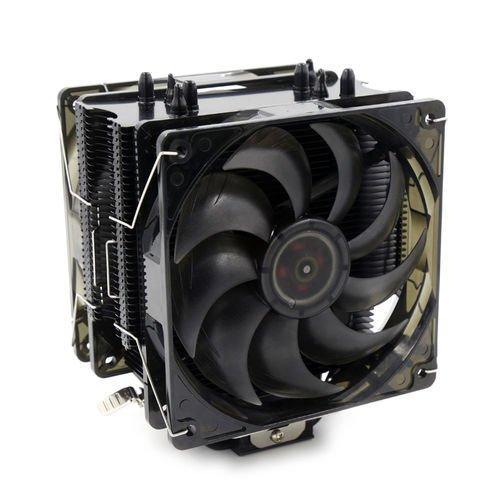 Disipador CPU Socket Intel AMD Suranus SU-ICE300 150W 1151 AM4 130x160x100mm
