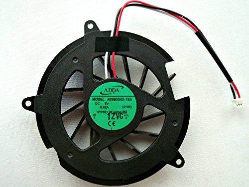Ventilador para CPU Fan Gotor AD5805HX-TB3 para HP DV8000 DV5000 DV5100 Compaq C300 V5000