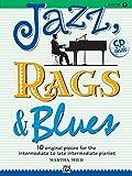 Jazz Rags & Blues 3 + CD --- Piano - Mier, Martha --- Alfred Publishing