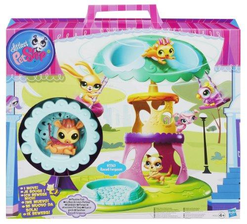 Littlest Pet Shop - Parque Infantil (Hasbro A5122)