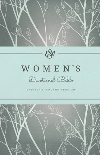 ESV Women's Devotional Bible (Green)