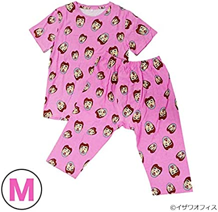 志村けん 変なおじさん パジャマ上下セット/M