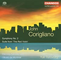 Corigliano: Symphony 2; Suite from 'The Red Violin'