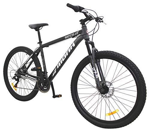 Bicicleta De Montaña Rodada 27 De Aluminio Monk Seeb