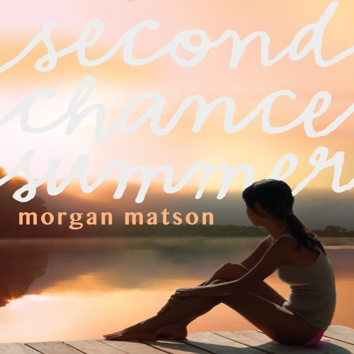 Second Chance Summer audiobook cover art
